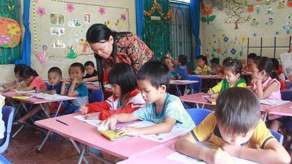 Đắk Lắk:  Thiếu khoảng 2.400 giáo viên, nhân viên mầm non
