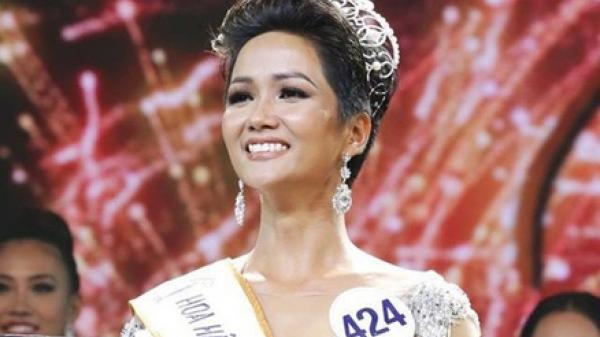 Mời Hoa hậu Hoàn vũ Việt Nam 2017 H'Hen Niê làm Đại sứ Truyền thông của Lễ hội Cà phê Buôn Ma Thuột lần thứ 7 năm 2019