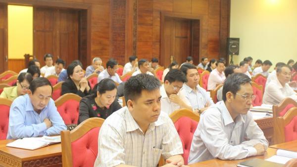 Phổ biến, quán triệt các luật mới được thông qua tại Kỳ họp thứ 5, Quốc hội khóa XIV