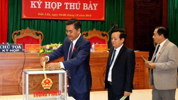 Kỳ họp thứ Bảy HĐND tỉnh: Miễn nhiệm và bầu bổ sung một số chức danh