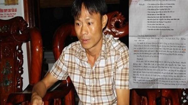 Vụ oan sai 17 năm tại Đắk Lắk: Yêu cầu bồi thường hơn 1 tỷ đồng