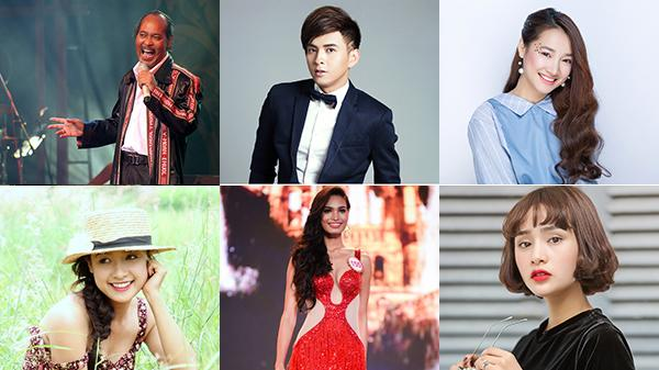 Tự hào 6 nghệ sĩ nổi tiếng xuất thân từ quê hương Đắk Lắk