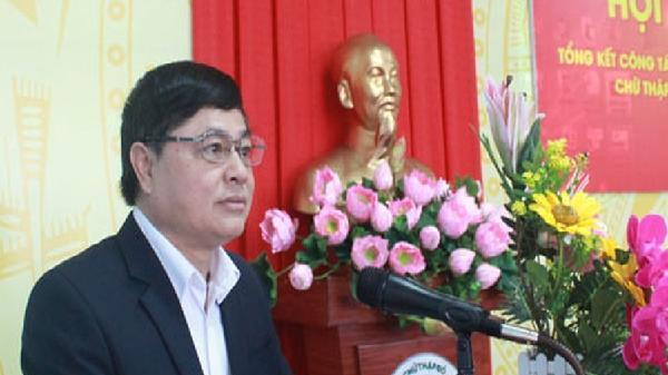 Đắk Lắk: Hội Chữ thập đỏ Cụm thi đua số 6 tổng kết công tác năm 2018