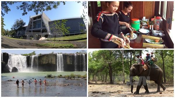Đắk Lắk - vùng đất đại ngàn Tây Nguyên hấp dẫn du khách