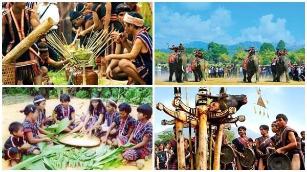Lễ hội – Sứ giả văn hóa kết nối du khách với đại ngàn Tây Nguyên