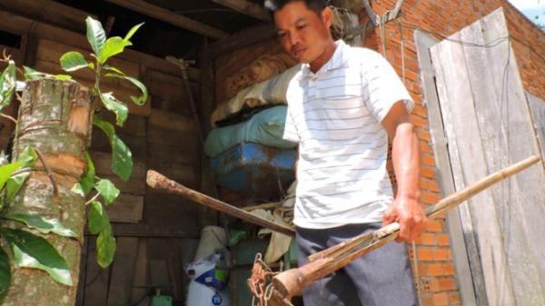 Krông Năng (Đắk Lắk): Bị dân kiện vì đánh chó suýt chết
