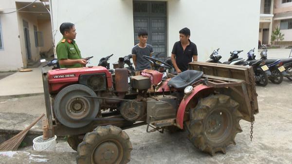 Lâm Đồng: Bắt giữ 2 thanh niên nghiệ.n ngập, ăn trộ.m có tiếng