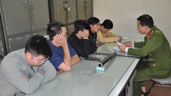 Bắt giữ thanh niên Lâm Đồng và đồng bọn tàng trữ khối lượng m.a tú.y lớn