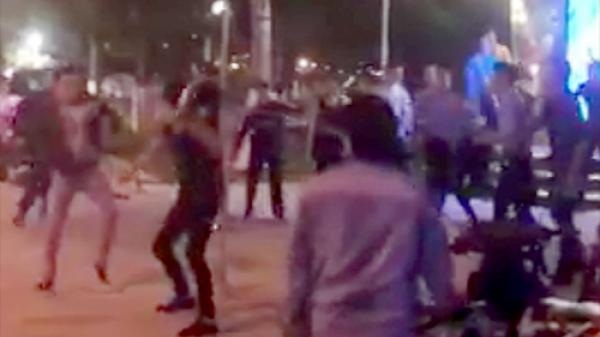 Khánh Hòa: Mâu thuẫn khi nhậu ở vũ trường, 2 nhóm giang hồ hẹn nhau huyế.t chiế.n cực căng
