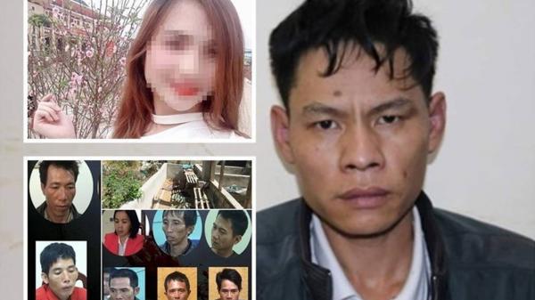 Vợ Bùi Văn Công bón cơm cho nữ sinh giao gà trong quá trình nạn nhân bị giam giữ suốt nhiều ngày