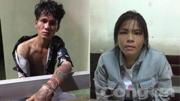 Phẫn nộ cặp vợ chồng trẻ đã cướp giật tài sản của cô gái tàn tật còn đẩy nạn nhân ngã