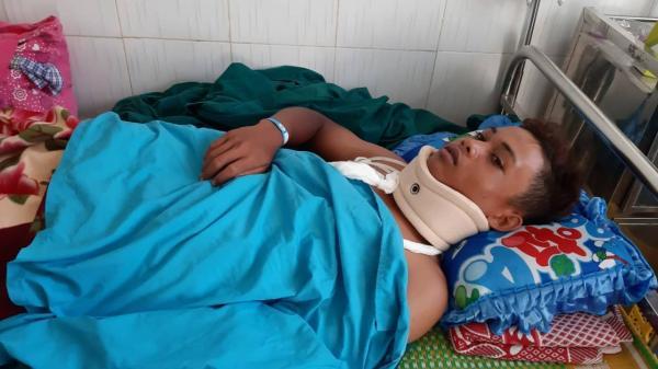 Đắk Lắk: Hãi hùng thanh niên bị cành cây đâ.m xuyên từ nách đến cổ