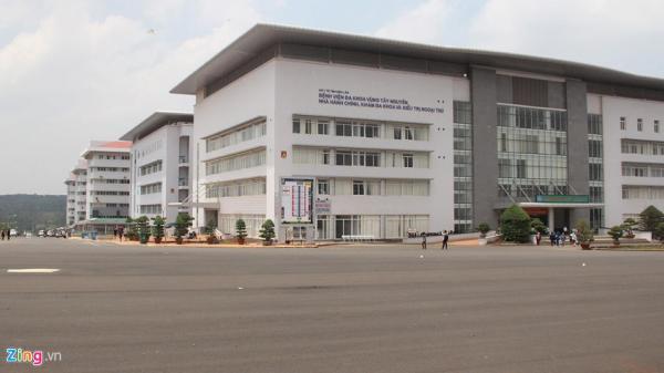 Đắk Lắk: Bệnh viện nghìn tỷ mới sử dụng phải xin thêm 60 tỷ để sửa