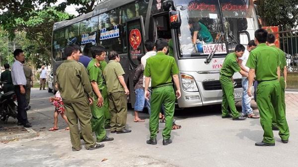 Hé lộ nguyên nhân mâu thuẫn dẫn đến nổ súng giữa nhà xe Đắk Lắk và xe con trên quốc lộ