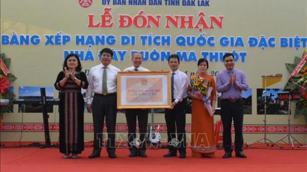 """Tự hào """"Nhà đày Buôn Ma Thuột"""" được xếp hạng Di tích quốc gia đặc biệt"""