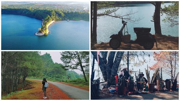 Hồ T'Nưng - Chốn thơ giữa mảnh đất đầy nắng gió Tây Nguyên