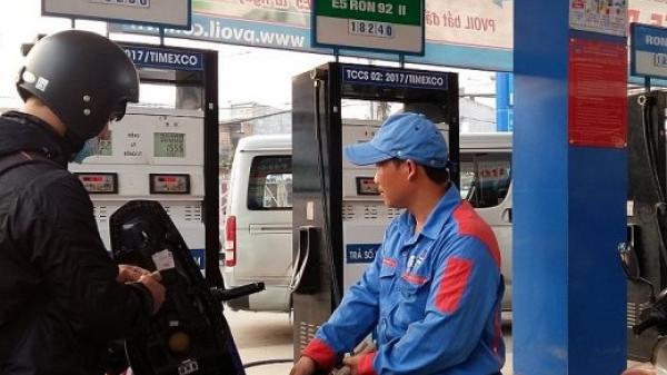 Công bố các cửa hàng vi phạm kinh doanh xăng dầu
