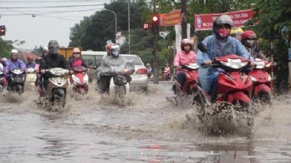 Thời tiết 23/9: Cả nước có mưa, cảnh báo tố lốc ở Tây Nguyên và Nam Bộ