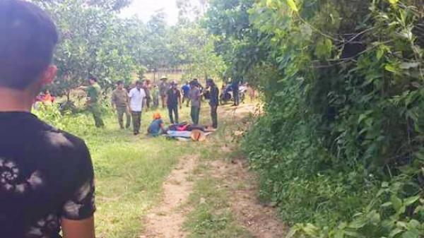 Bắt nghi can hiếp, giết bé gái rồi giấu xác trong lùm cây