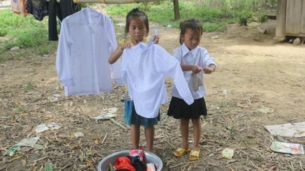 Đắk Lắk: Ngôi làng chỉ có ...trẻ em