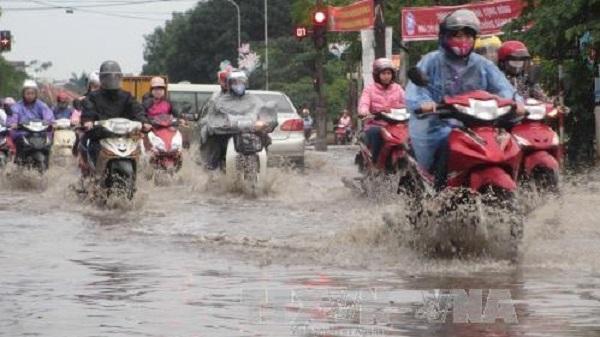 Ven biển Nam Trung Bộ, Tây Nguyên có mưa rất to 2 - 3 ngày tới
