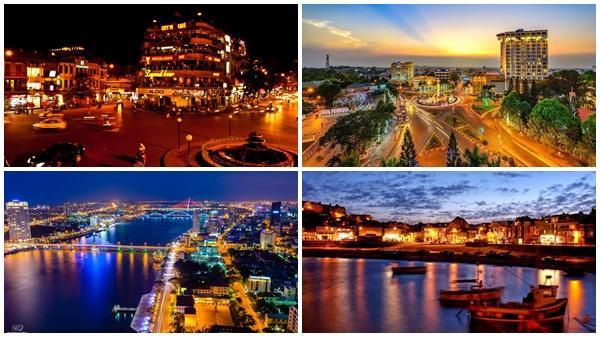 Đà Nẵng nằm trong top 10 thành phố Việt tuyệt đẹp về đêm
