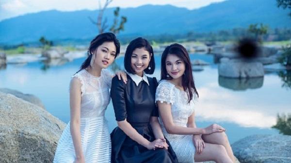 3 nàng hậu tuổi đôi mươi đẹp tinh khôi giữa núi rừng Tây Nguyên