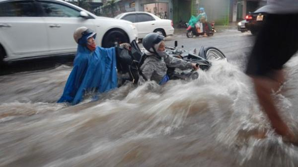 """TP Buôn Ma Thuột: Bao giờ hết cảnh """"cứ mưa là ngập""""?"""