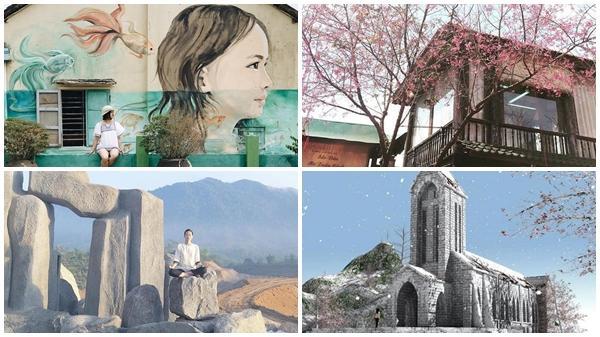 Đà Nẵng nằm trong top 12 địa điểm check in đẹp như ở châu Âu