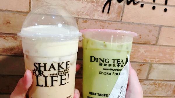 """Háo hức chào đón """"cơn bão trà sữa"""" mang tên Ding Tea đổ bộ phố núi Buôn Mê"""