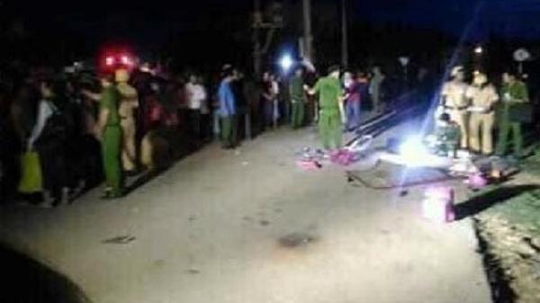 Bé gái 8 tuổi bị xe tải tông tử vong trên đường đi học về