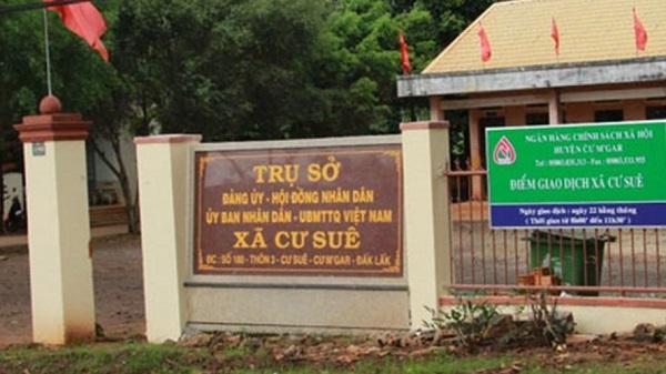 Đắk Lắk: Hạ bậc lương kế toán chiếm dụng tiền công quỹ