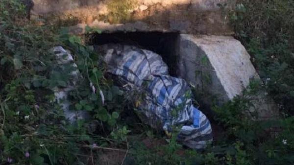 Đắk Lắk: Bắt nghi phạm sát hại phụ nữ rồi giấu xác dưới cống