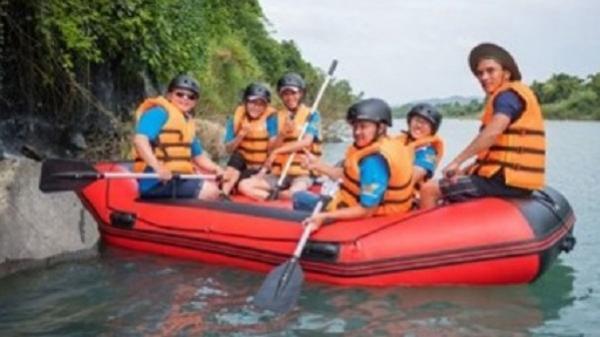 Du lịch mạo hiểm tại cụm thác Dray Sáp Thượng – Dray Nur