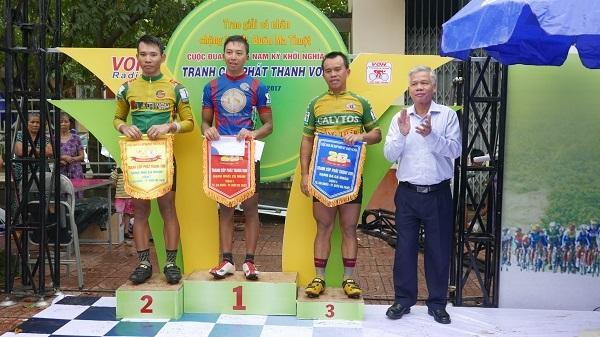 Đua xe đạp NKKN 2017: Tay đua quê Đắk Lắk - Nguyễn Thắng về nhất chặng 3
