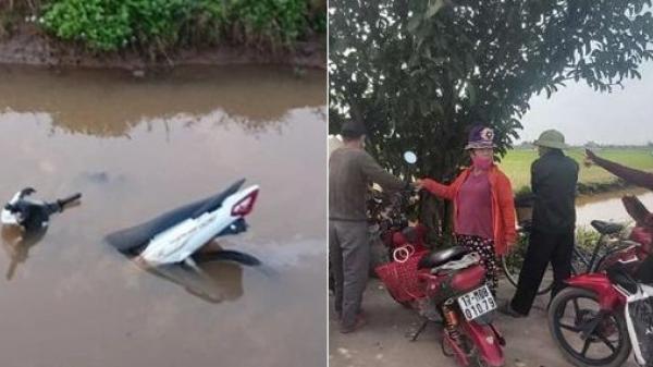 2 nam thanh niên tử vong cạnh xe máy cắm xuống lòng kênh: Gặp nạn khi đi viếng đồng đội cũ