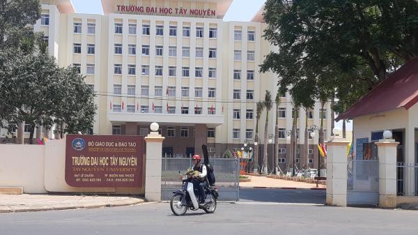 Trường Đại học Tây Nguyên dự kiến tuyển sinh 3.340 chỉ tiêu đại học chính quy