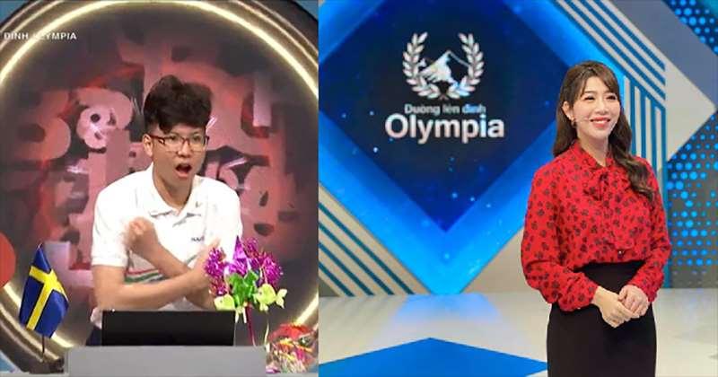 MC Diệp Chi tiết lộ về tính cách thật của thí sinh Olympia gây tranh cãi vì thái độ: 'lúc không lên hình còn nhí nhố hơn nữa'