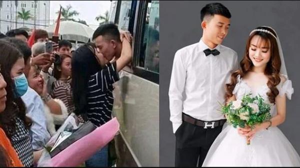 """Cặp đôi nổi tiếng với nụ hôn ngày nhập ngũ chính thức về chung một nhà: """"Những đôi yêu xa có thêm niềm tin để chờ đợi!"""""""