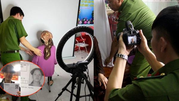 Cụ bà nhất quyết quay lưng lại máy ảnh khi chụp CCCD để không 'mắc sai lầm tuổi 15'