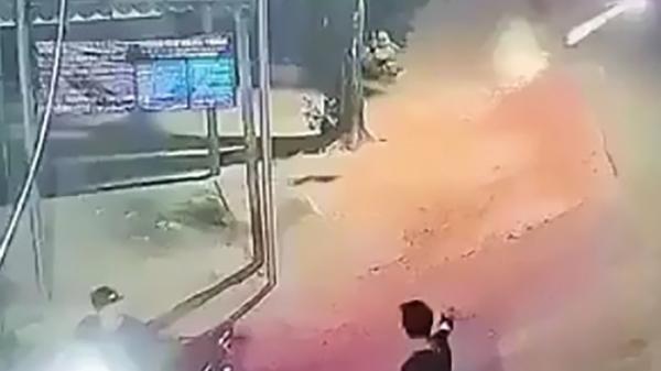 Quảng Ngãi: Truy tìm nhóm côn đồ nổ súng hỗn chiến trong đêm