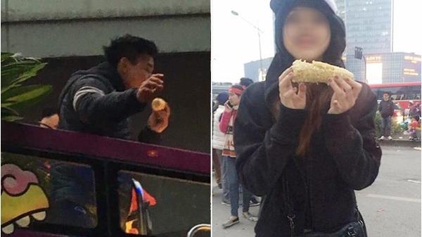 Bắp ngô cắn dở của Văn Thanh U23 rơi vào tay fan cuồng bỗng trở thành tín hiệu của định mệnh tình yêu