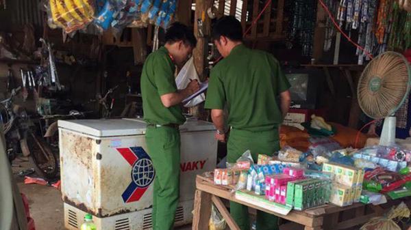 Đắk Nông: Chủ tiệm tạp hóa nghi bị trộm thôi miên lấy tiền