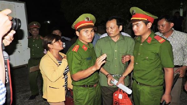Đắk Nông: Thiếu tá công an hầu tòa vì bị cáo buộc huỷ hoại rừng