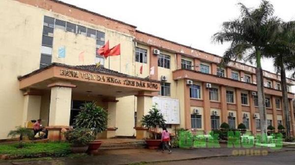 Đắk Nông: Nguyên GĐ bệnh viện tâm thần sau khi mắc sai phạm