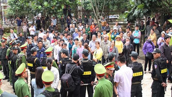 Đắk Nông: Nhiều người ký đơn xin cứu xét cho tử tù Đặng Văn Hiến