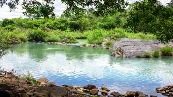 Quốc khánh 2/9: Đến Đăk Nông ngắm dòng sông Sêrêpôk tuyệt đẹp như vùng quê Châu Âu
