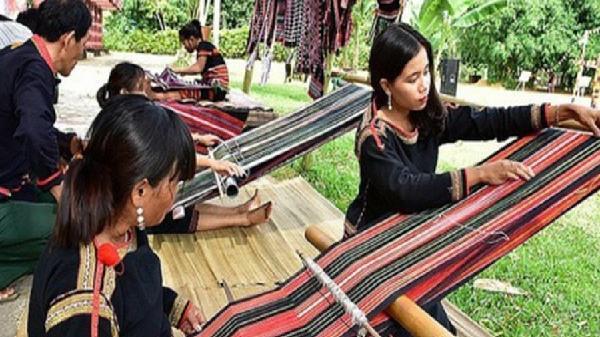 Lễ hội văn hóa thổ cẩm cấp quốc gia lần thứ nhất sẽ được tổ chức tại Đắk Nông