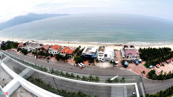 'Con đường tỷ đô' bên phố biển Đà Nẵng