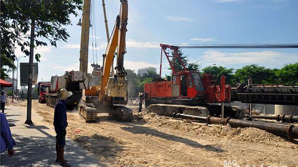 Công trình giao thông sẵn sàng phục vụ APEC